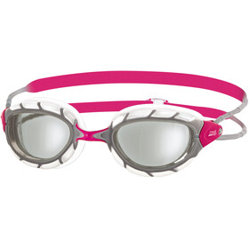 Zoggs Predator Svømmebriller Damer, clear/silver
